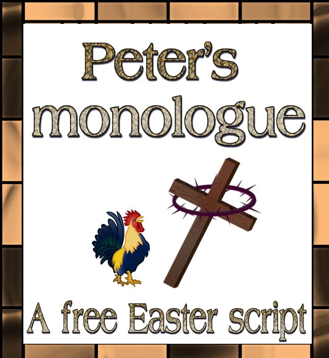 bible character monologues free